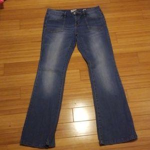 Aeropostale Jeans Hailey Flare 11/12 Long